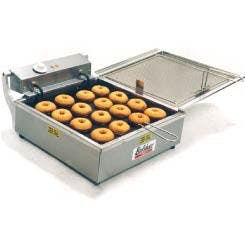 Belshaw Adamatic by Unisource 616B - Countertop Open Kettle Fryer Commercial fryer sold by Elite Restaurant Equipment