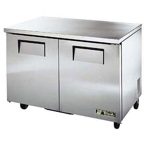"True - TUC-48 49"" Undercounter Refrigerator Commercial refrigerator sold by Food Service Warehouse"