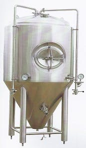 Fermenters Fermenter sold by Alpha Brewing Operations