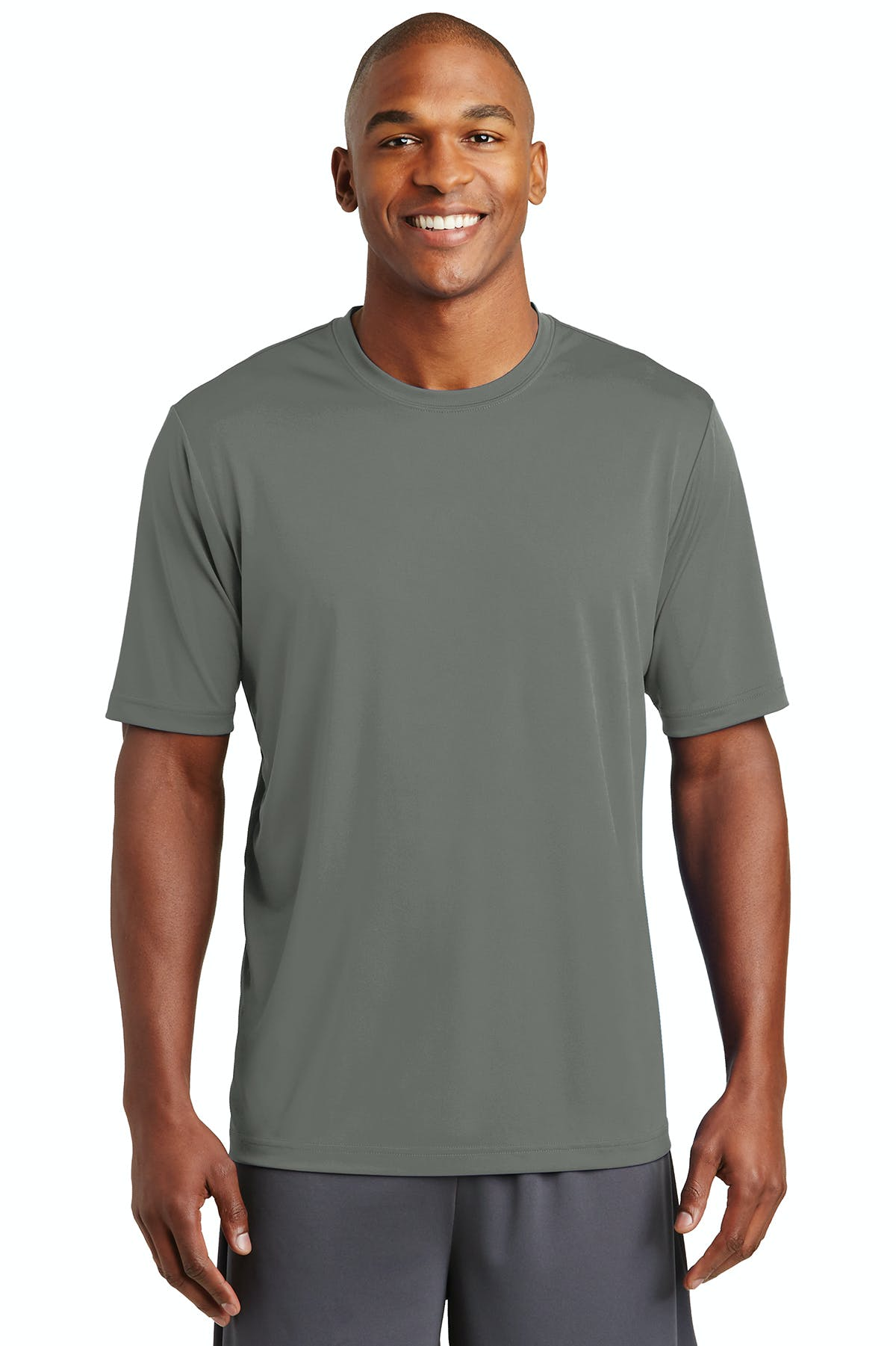 Sport-Tek® PosiCharge® Tough Tee® - sold by PRINT CITY GRAPHICS, INC