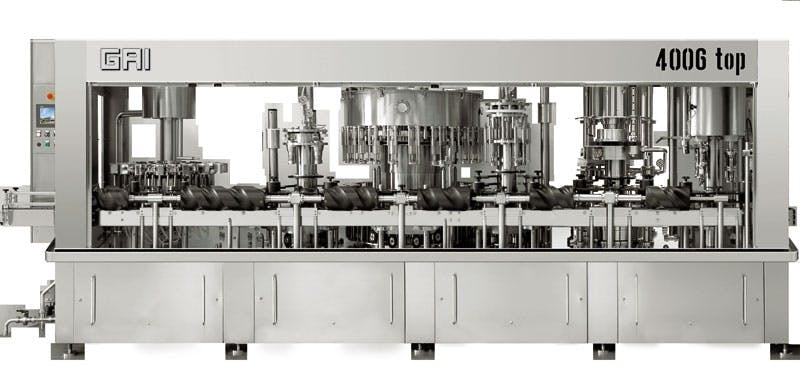 GAI 4006 top Monoblocks Monoblock sold by Prospero Equipment Corp.