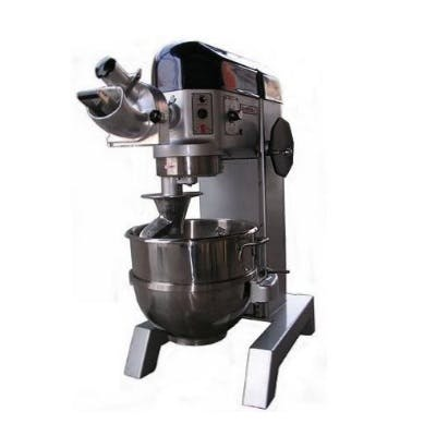 Attias USA-80 (80 QT) Planetary Mixer Mixer sold by pizzaovens.com