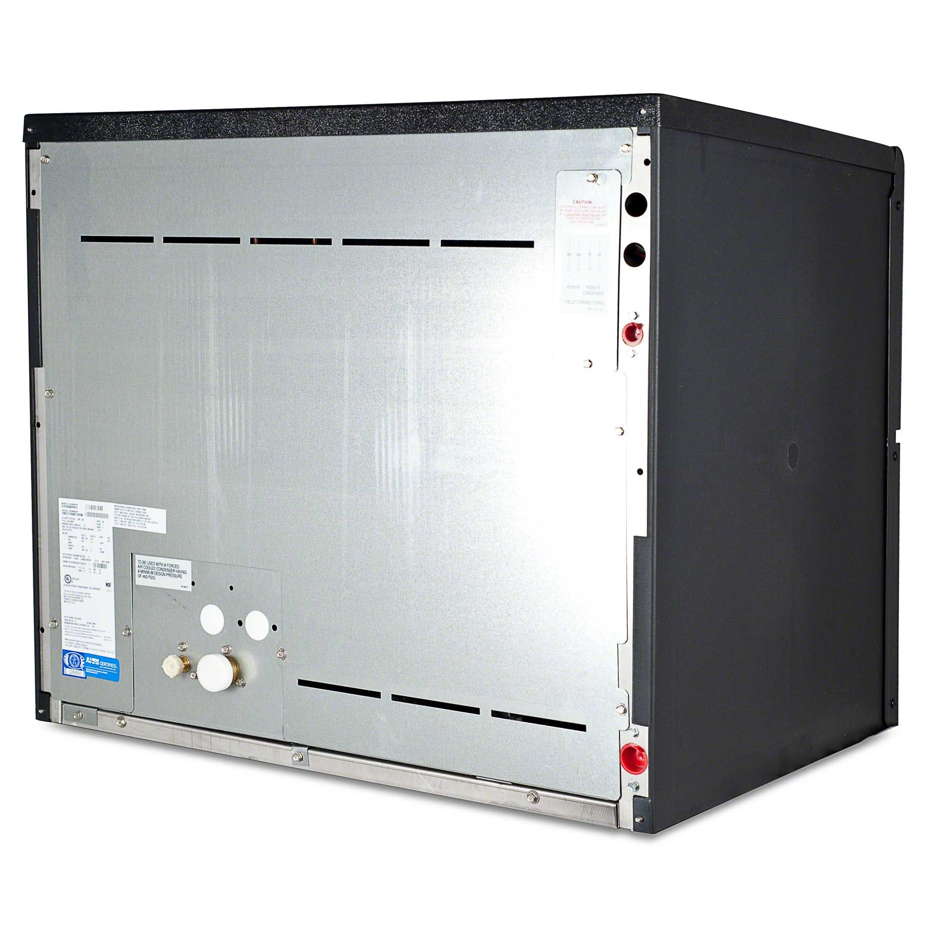 Ice-O-Matic - ICE1006HR 982 lb Half Cube Ice Machine Ice machine sold by Food Service Warehouse