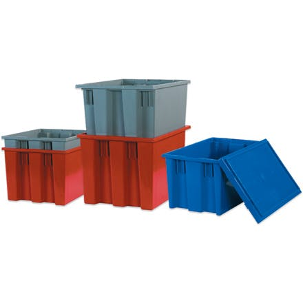 Storage Containers Plastic container sold by Ameripak, Inc.
