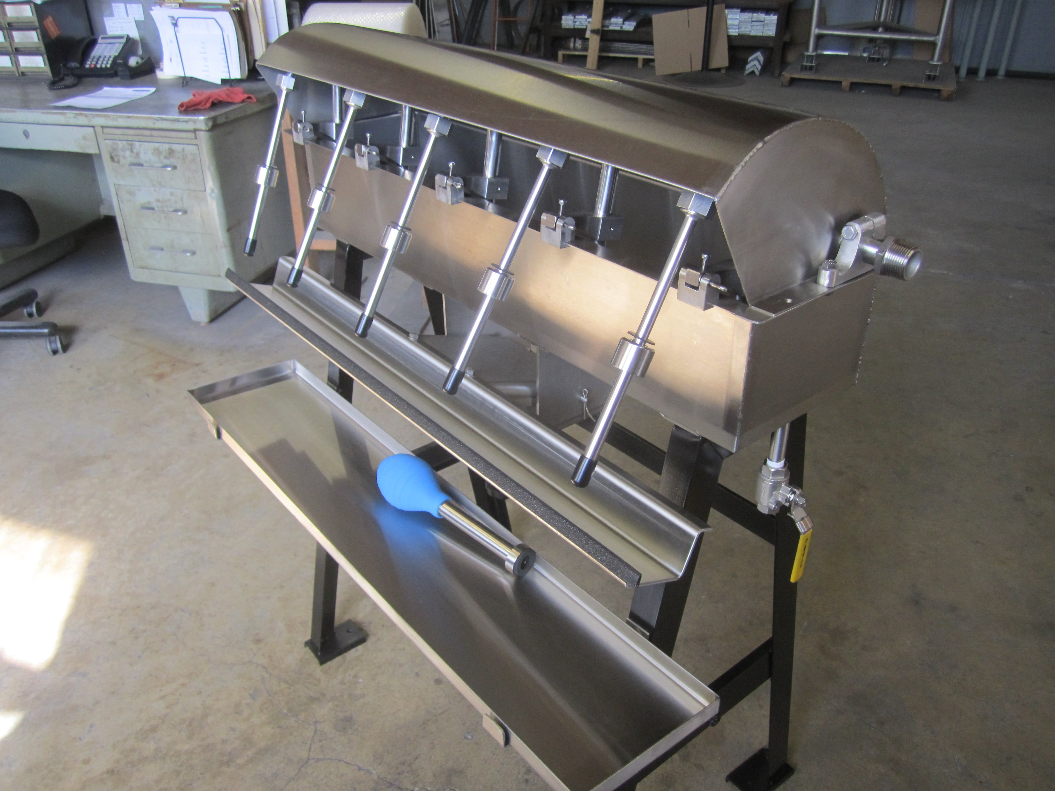 CE-500SF Bottle filler sold by Cleveland Equipment