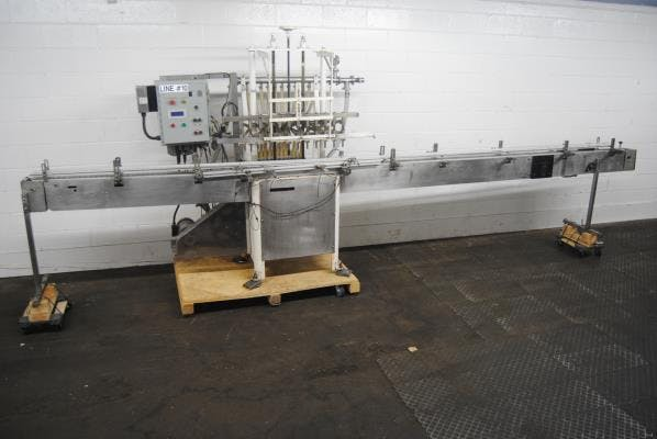 MRM/Elgin 12-head Straight Line Pre - sold by Union Standard Equipment Co