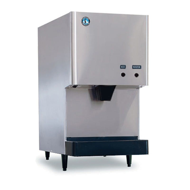 Hoshizaki DCM-270BAH Self Contained Ice Maker/Dispenser 270 Lbs.