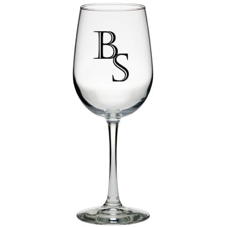 16 Oz. Tall Wine Glass (Item # RHLNO-GDMBL) Wine glass sold by InkEasy