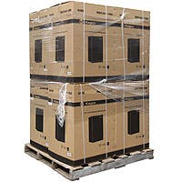Kegco MDC445-1BB - 4.4 Cu.Ft. Counterhigh Refrigerator - Black - Pallet of 8  Kegerator sold by Beverage Factory