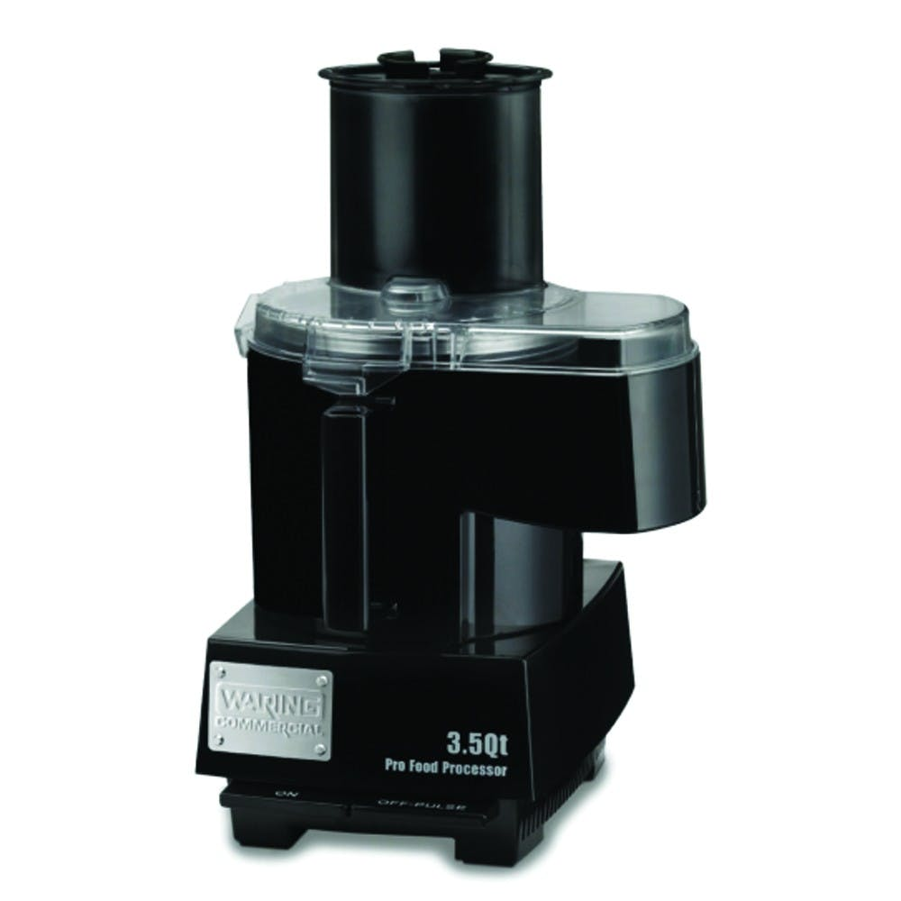 Waring Commercial WFP14SC Continuous Feed Food Processor - 3.5 Qt Batch Bowl w/ Chute Food processor sold by Mission Restaurant Supply
