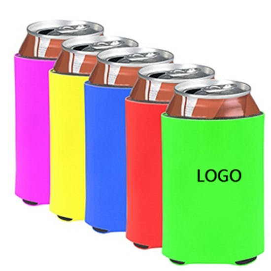 Neoprene and Collapsible Can Koozies. Koozie sold by Brand U Promotional