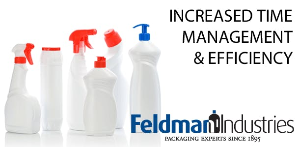 Plastic Bottles Plastic bottle sold by Feldman Industries