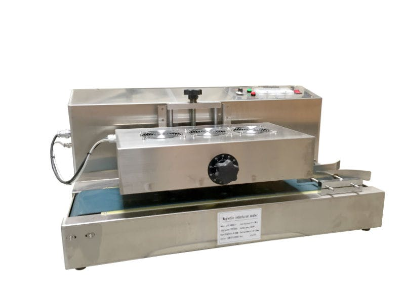 LGYX-2000AX-II Continuous Induction Sealer - sold by Sealer Sales