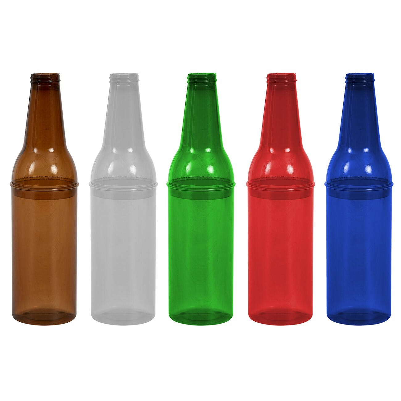 16 Oz. Beer Bottle Cup (Item # DFNLU-JQQFN) Beer bottle sold by InkEasy