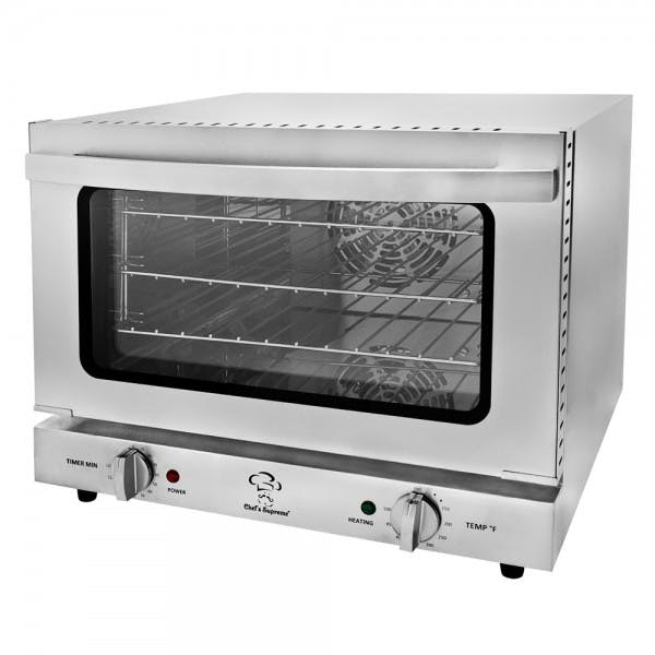 120v Quarter Size Countertop Convection Oven