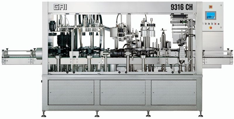 GAI 9316CH Monoblocks Monoblock sold by Prospero Equipment Corp.