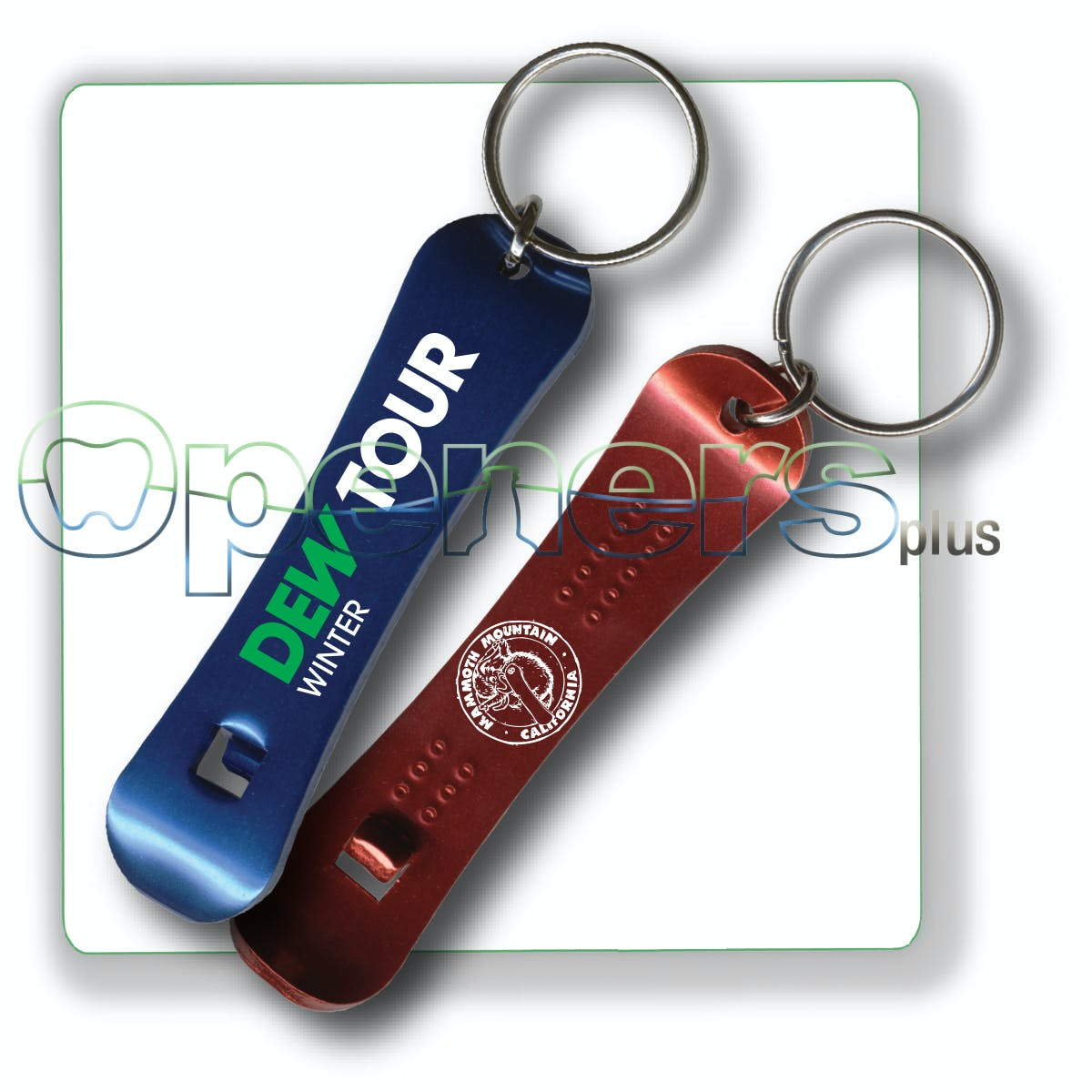Snowboard opener Bottle opener sold by Openers Plus