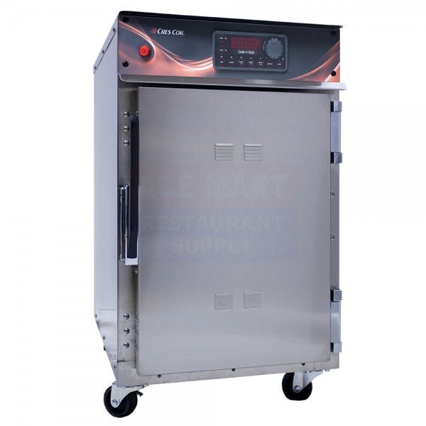 5 Pan Insulated Aluminum Cook/Hold Oven Cabinet