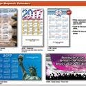 Custom Calendars - Promotional Paper Product sold by Worldwide Ticket and Label