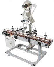 610 Automatic Pressure Sensitive Labeling System Bottle labeler sold by MSM Packaging Solutions