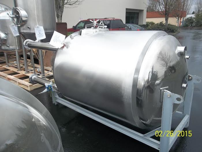 15 bbl jacketed fermenter Fermenter sold by GLACIER TANKS