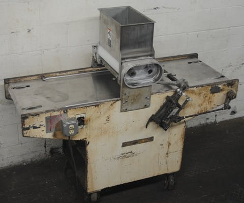 "Champion Model 65 18"" wire cut depositor Cookie depositor sold by Union Standard Equipment Co"
