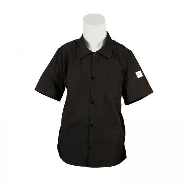 Millennia™ XL Black Cook Shirt