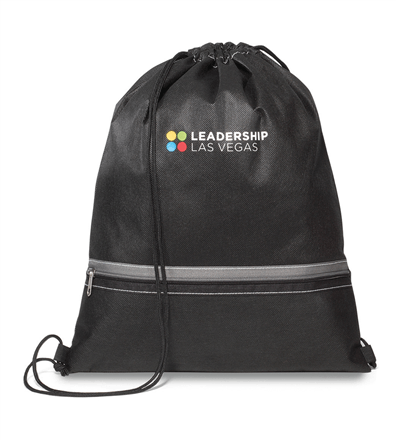 Arrow Cinch pack drawstring bag Bag sold by Distrimatics, USA