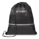 Arrow Cinch pack drawstring bag - Bag sold by Distrimatics, USA