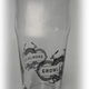 16oz English Pub Pint Glass