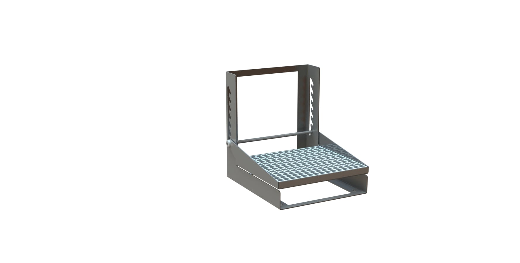 ERG-200 Ergonomic Stand Equipment stand sold by Fusion Tech Integrated Inc.