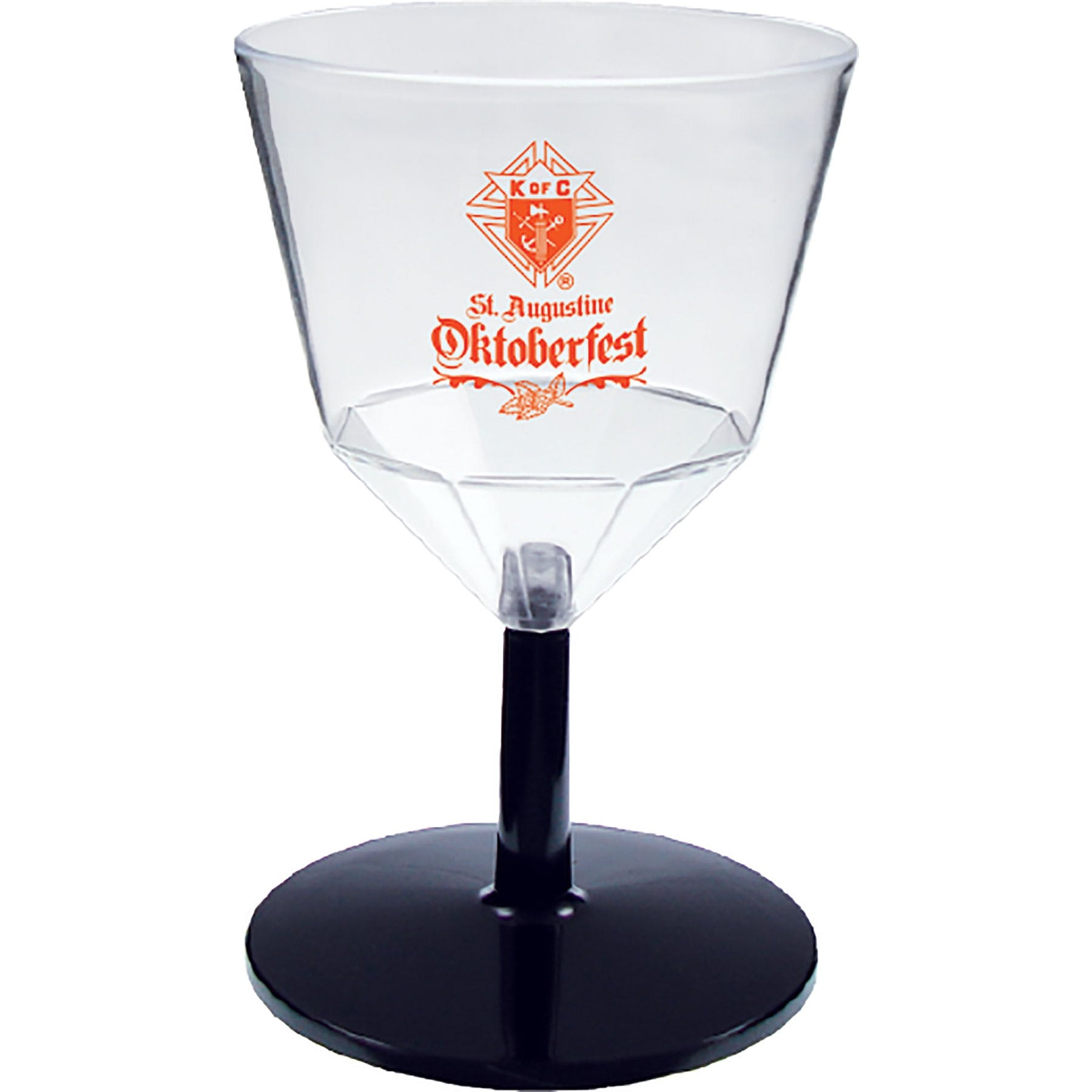 2 Oz. Wine Glass with Contrast Stem (Item # LDFJR-JVVDW) Wine glass sold by InkEasy