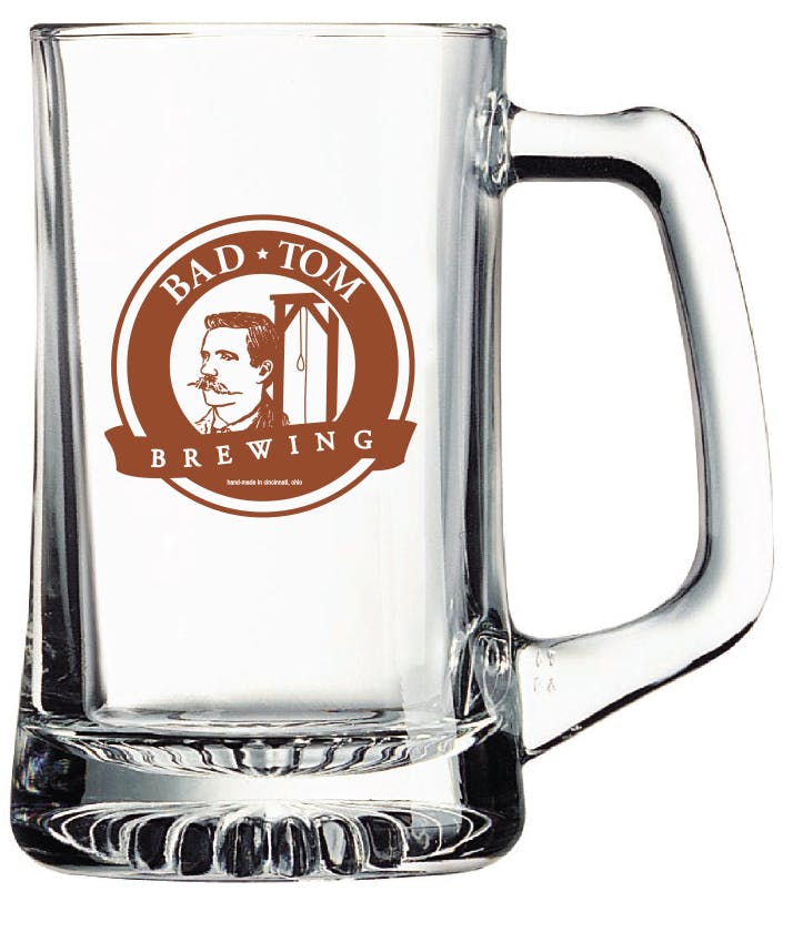 15 oz. Sport Mug Beer glass sold by Prestige Glassware