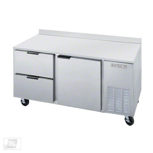 "Beverage Air - UCRD67A-2 67"" Undercounter Refrigerator w/ Drawers Commercial refrigerator sold by Food Service Warehouse"