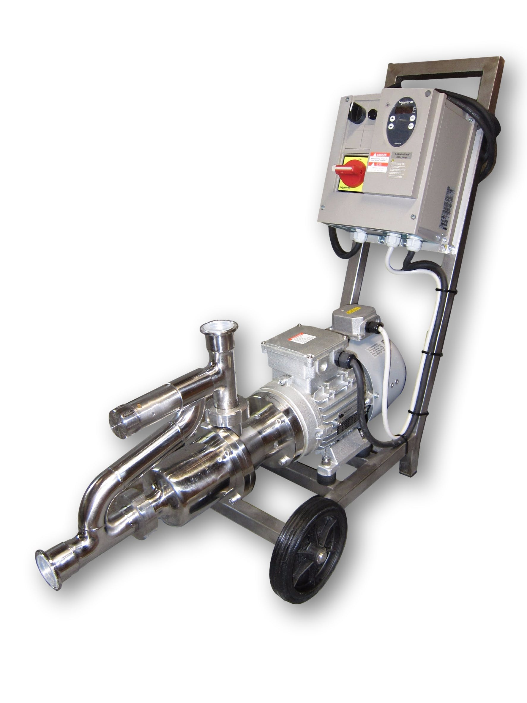 Progressive Cavity Pumps Wine pump sold by Seed2Oil LLC