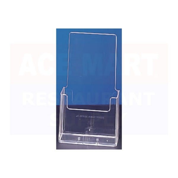 Plastic Brochure / Menu Rack