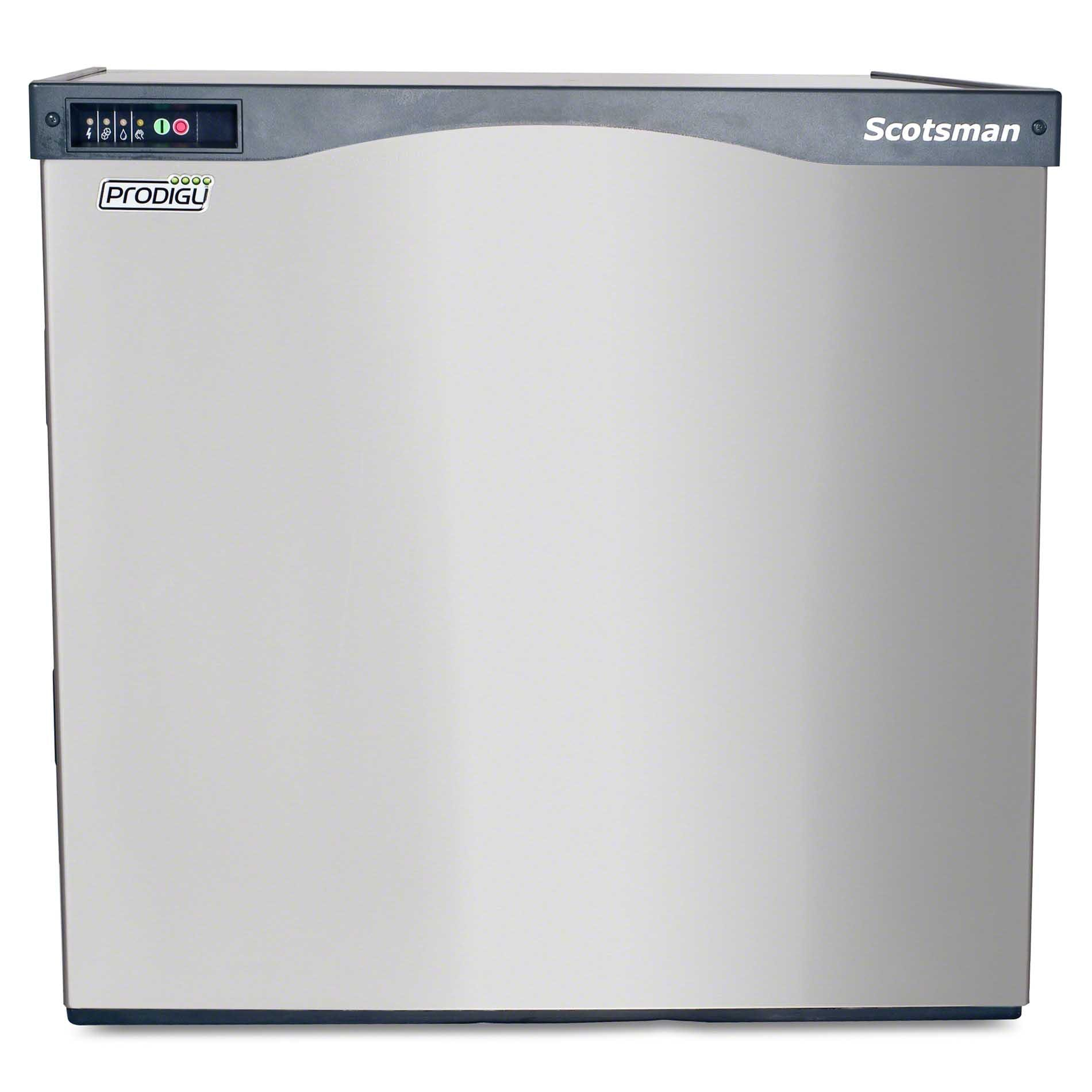 Scotsman - C0830SR-32A 870 lb Half Size Cube Ice Machine - Prodigy Series - sold by Food Service Warehouse