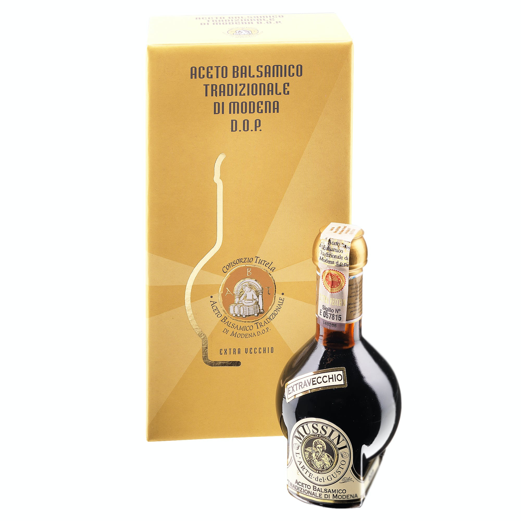 """Extra Vecchio"" 25 Year Traditional Balsamic Vinegar DOP Balsamic Vinegar sold by M5 Corporation"