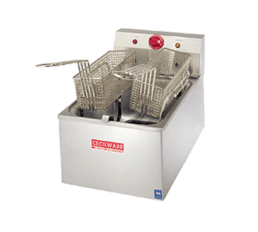 Grindmaster-Cecilware EL120 Countertop Fryer Commercial fryer sold by CKitchen / E. Friedman Associates