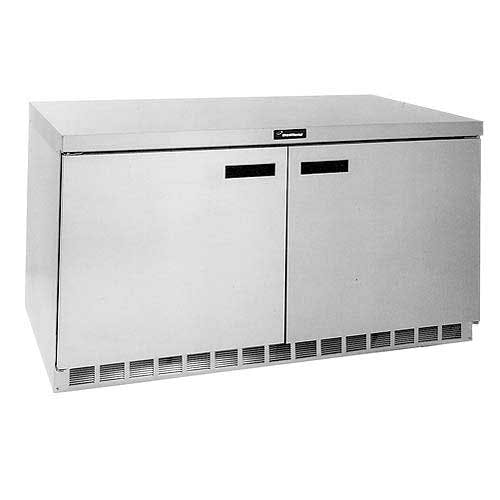 "Delfield - UC4460N 60"" Undercounter Refrigerator Commercial refrigerator sold by Food Service Warehouse"