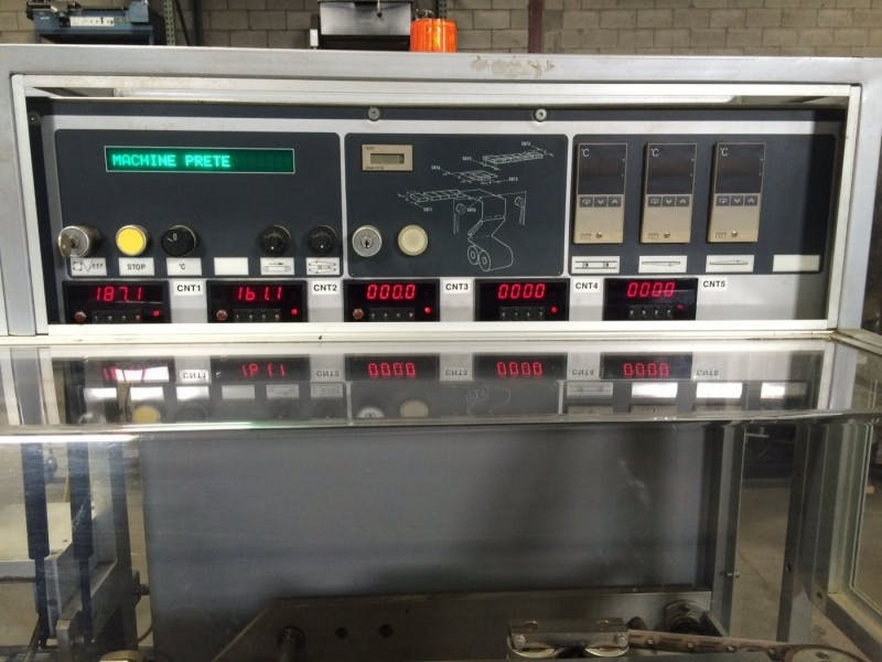 SPR RT Automatic Overwrapper (Used) - sold by Aevos Equipment