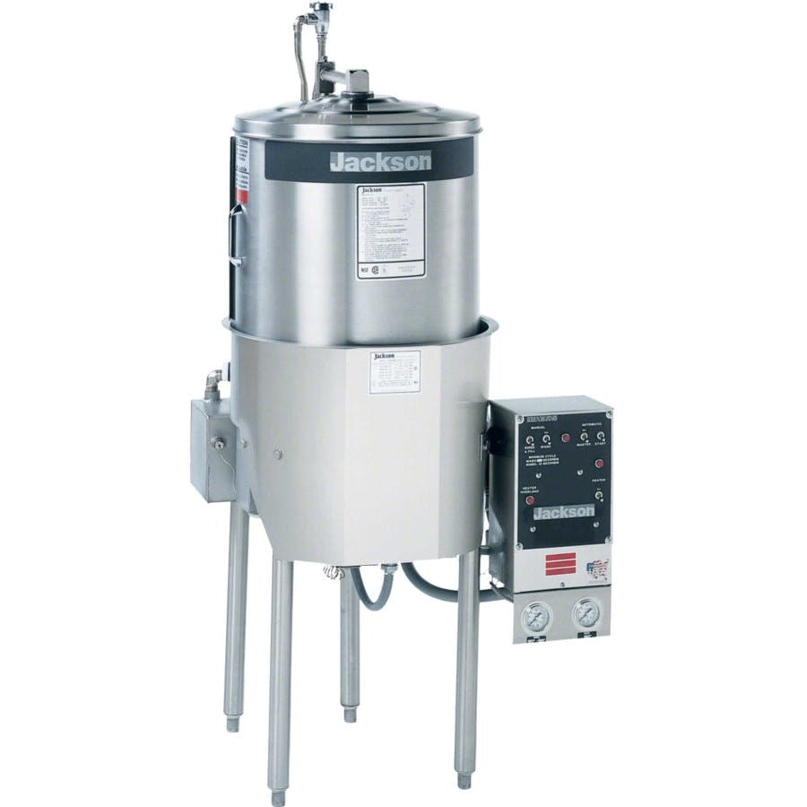 Jackson 10AB Washer with Heat Boost (45 racks per hour) - sold by pizzaovens.com