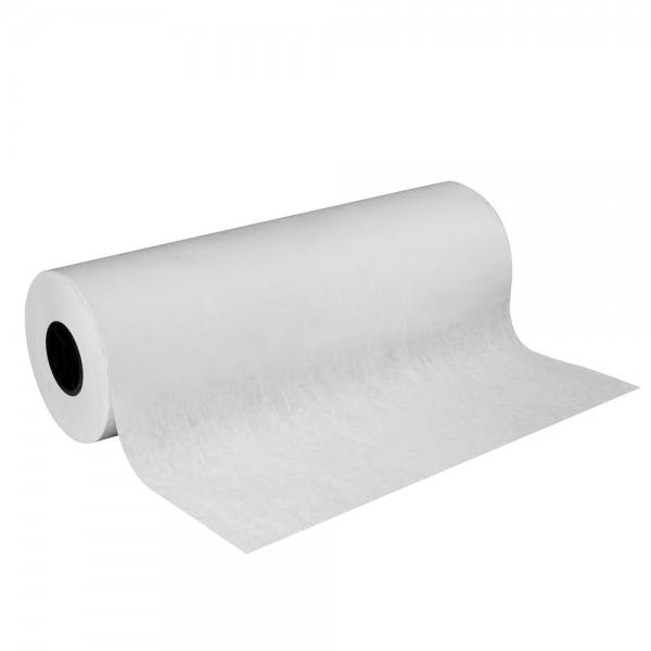 "24"" x 1000' White Butcher Paper Roll"