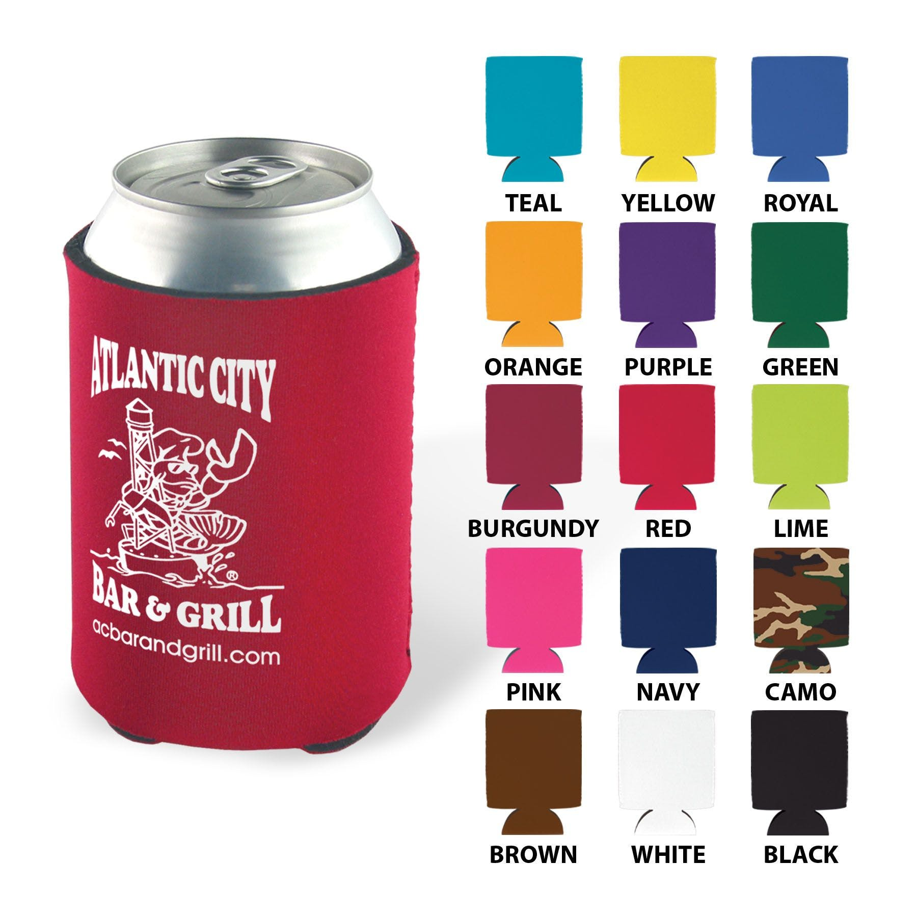 Budget Can Koozies Koozie sold by Luscan Group