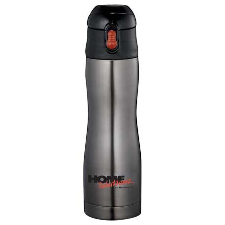 Zippo® Stainless Bottle 17oz Promotional water bottle sold by Luscan Group