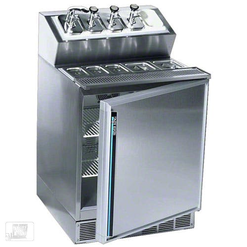 "Silver King - SKF2A/C1 27"" Refrigerated Fountainette Commercial refrigerator sold by Food Service Warehouse"