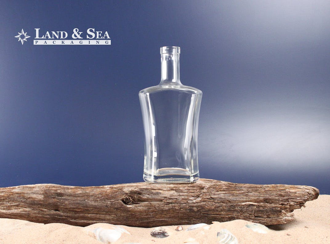 Ceremony Spirit Bottle Liquor bottle sold by Land & Sea Packaging