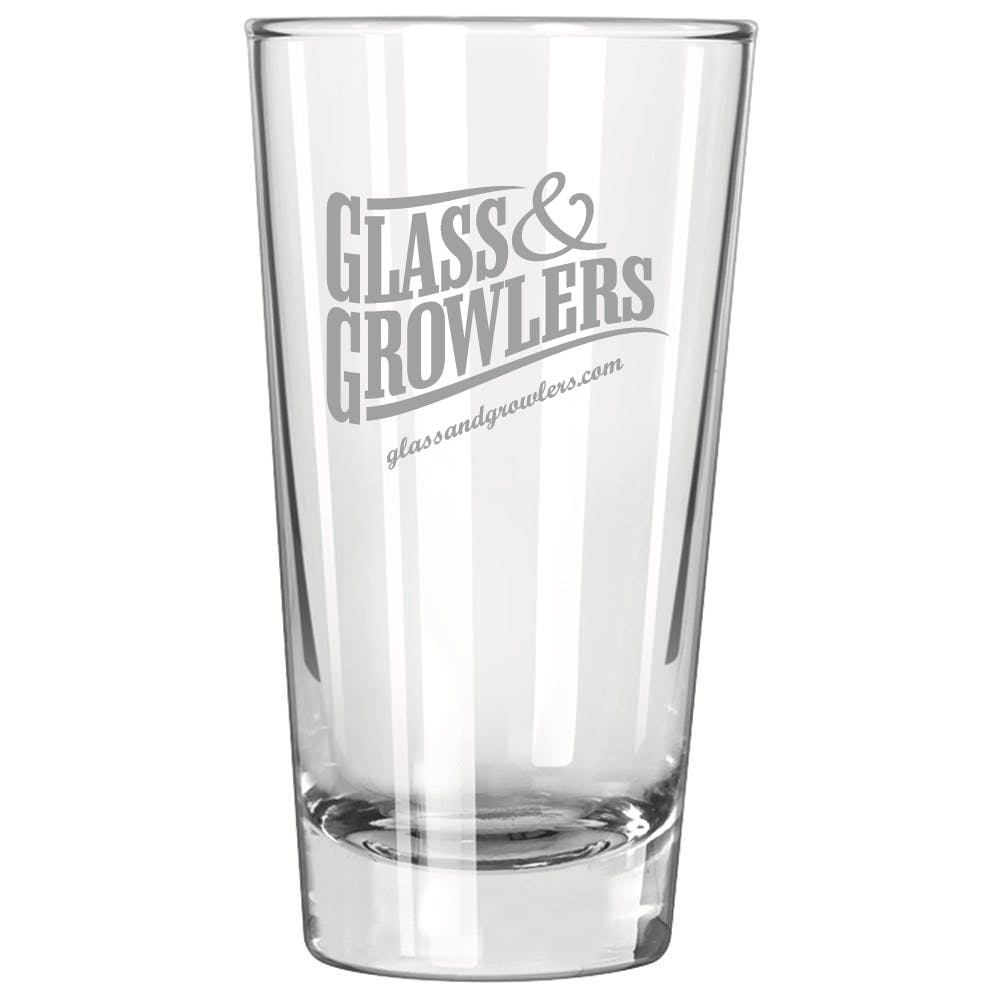 Diplomat 6.5 oz Beer glass sold by Glass and Growlers