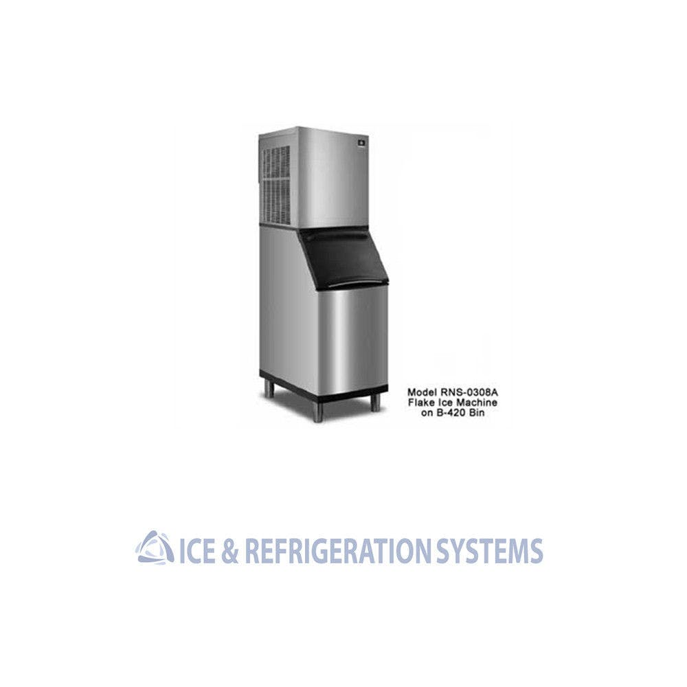 RNS-0308A & B-420 Ice machine sold by Ice & Refrigeration Systems