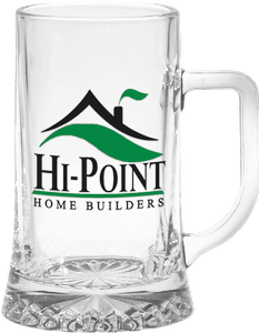 Glass Tankard Beer glass sold by Luscan Group